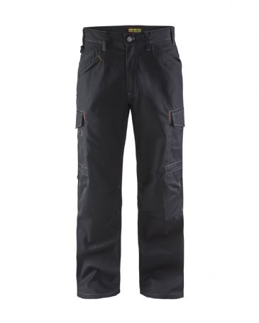 Blaklader 1403 Service X Trousers (Black)